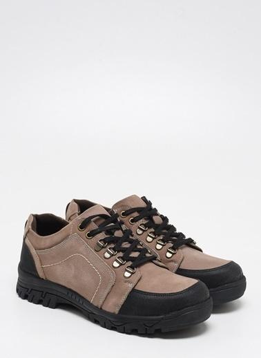 F By Fabrika Erkek Siyah Ayakkabı JOLAS Bej